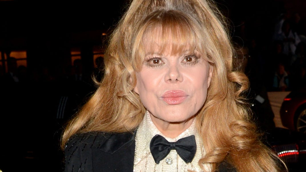 """After losing her husband to suicide, Charo is urging fans to """"hold them close, tell them you love them with all your heart and that the world is better because they are in it."""""""