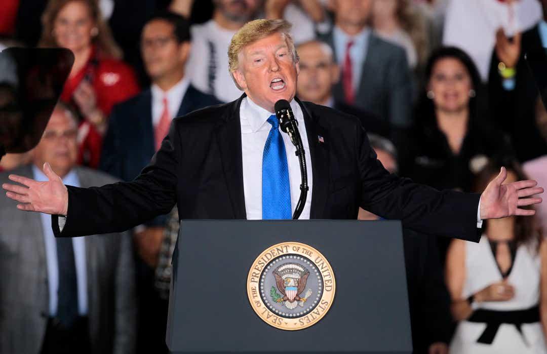 Donald Trump dobitnik je dvije Zlatne maline 2019., a jednu je osvojio i 1991.