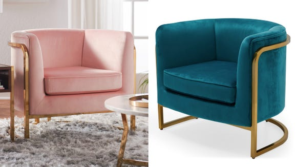This chair is to die for in any shade.