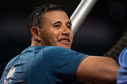 Machado hit 37 home runs in 2018.