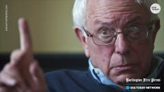 Vermont Senator Bernie Sanders announces his entry into crowded 2020 Democratic field for President.