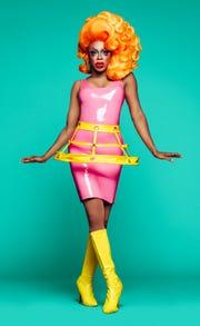 "Honey Davenport, Asbury Park's Miss Paradise 2018, is among the contestants on Season 11 of ""RuPaul's Drag Race,"" premiering 9 p.m. Thursday, Feb. 28."