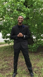 Malachi Sutton, Lakewood High School senior, is headed to Rutgers University with the help of a $25,000 scholarship.