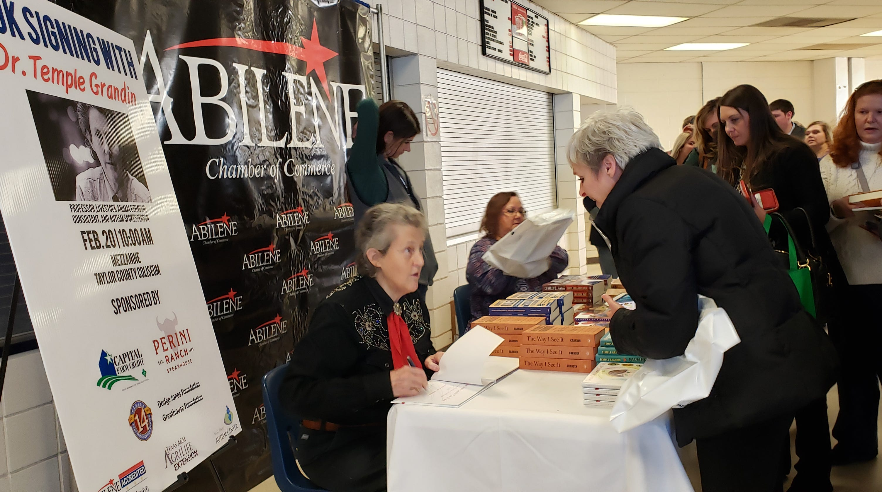 Temple Grandin: Children with autism, other 'labels' should be given tools to succeed