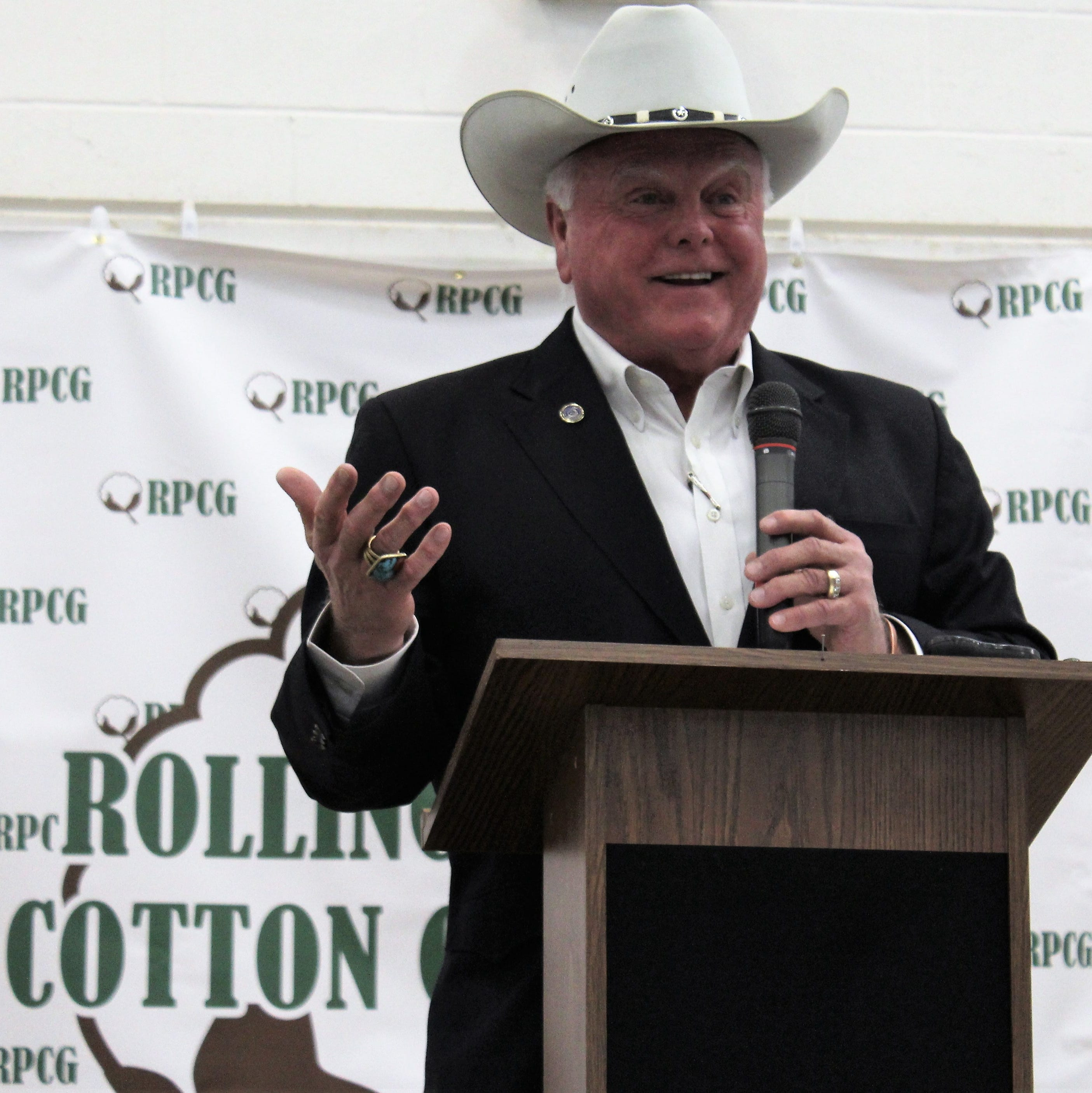 Texas Ag Commissioner Sid Miller talks border security, need for more temporary visas