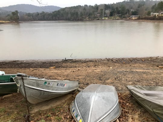 Beaver Lake has been lowered to accommodate upcoming dredging work, but the lake is still open to anglers and paddlers.