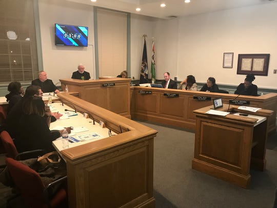 Albion City Council on Tuesday voted to take City Manager LaTonya Rufus off of paid administrative leave and placed her on unpaid leave.