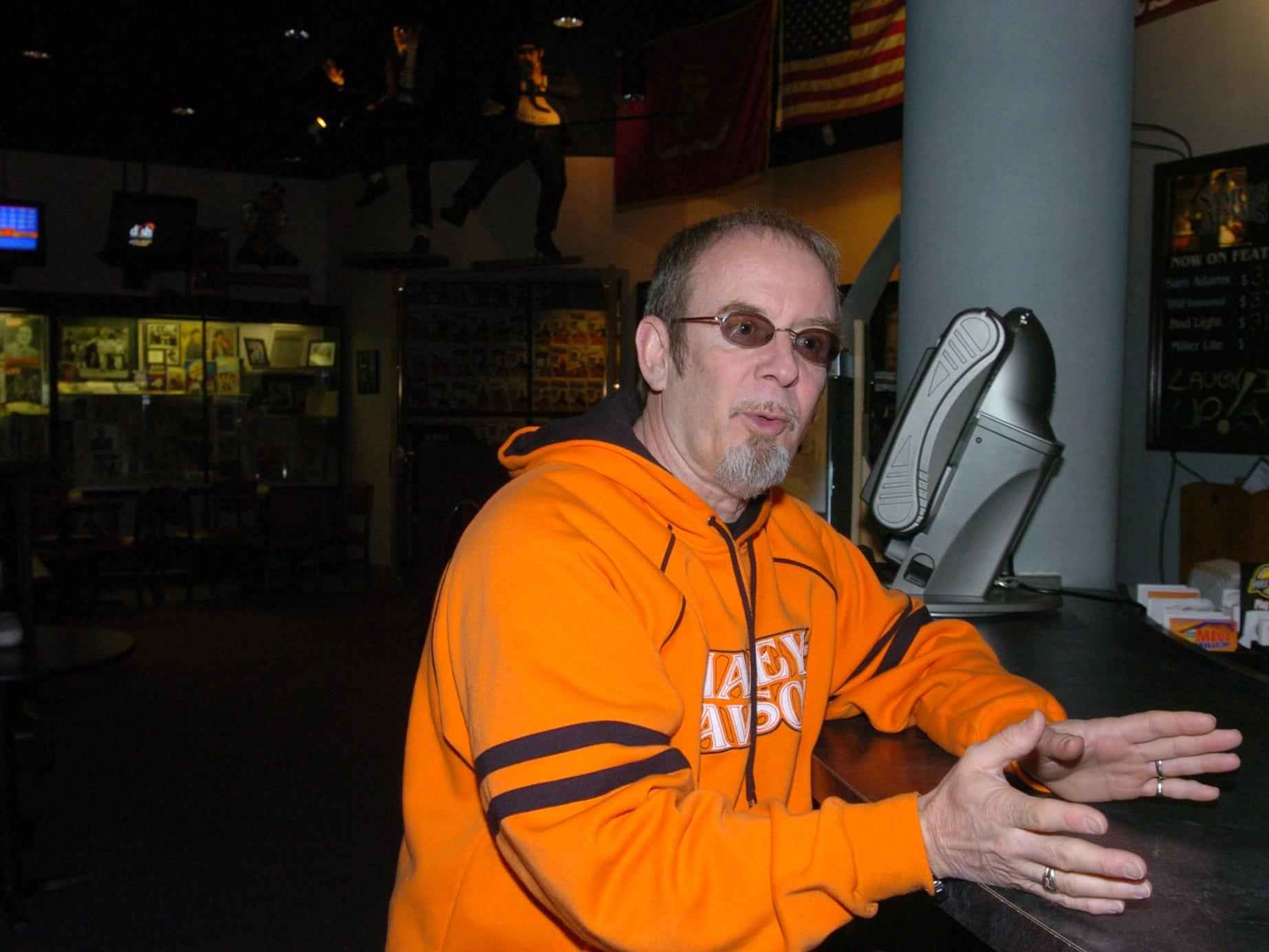 Gary Fields in 2008.