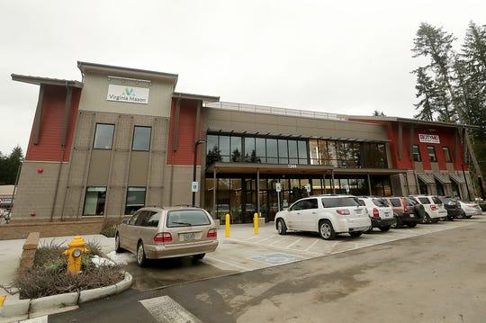 Virginia Mason and City MD Urgent Care are part of Visconci's Wintergreen Walk development.