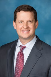 Jason Alford, vice president of sales and business development for Health First Health Plans