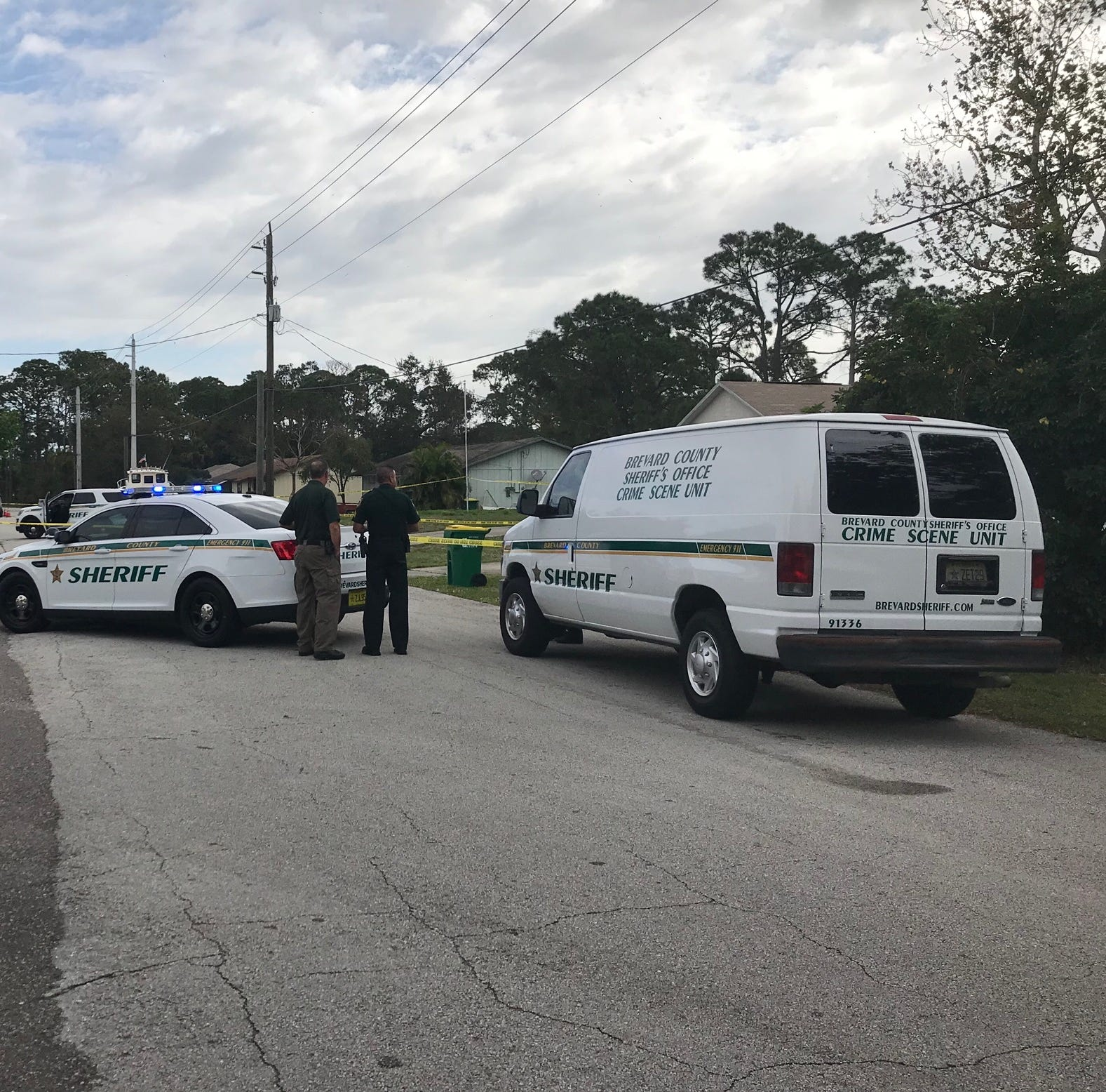 Three bodies in less than six hours; Investigators working unrelated cases from Titusville to Rockledge