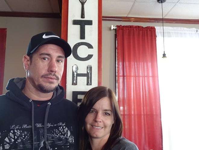 Kim Stamper, who co-owns Lu Lu's Kitchen with her husband, Ryan, said they have decided to wait untilJune 1 to reopen the dining room, but will continue to operate a carryout window until then.