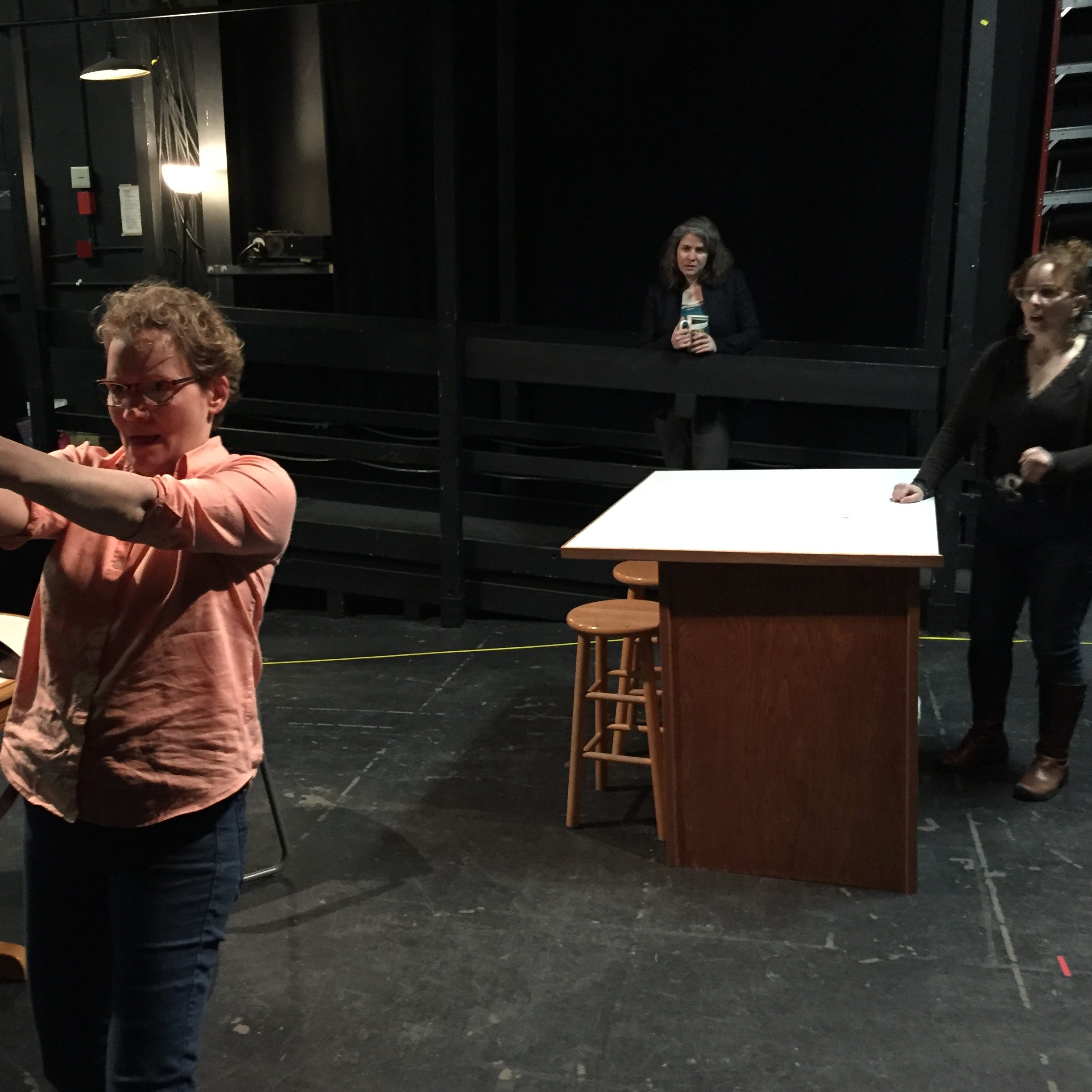 Burlington's theater incubator has to move by June, but it doesn't have a new home yet