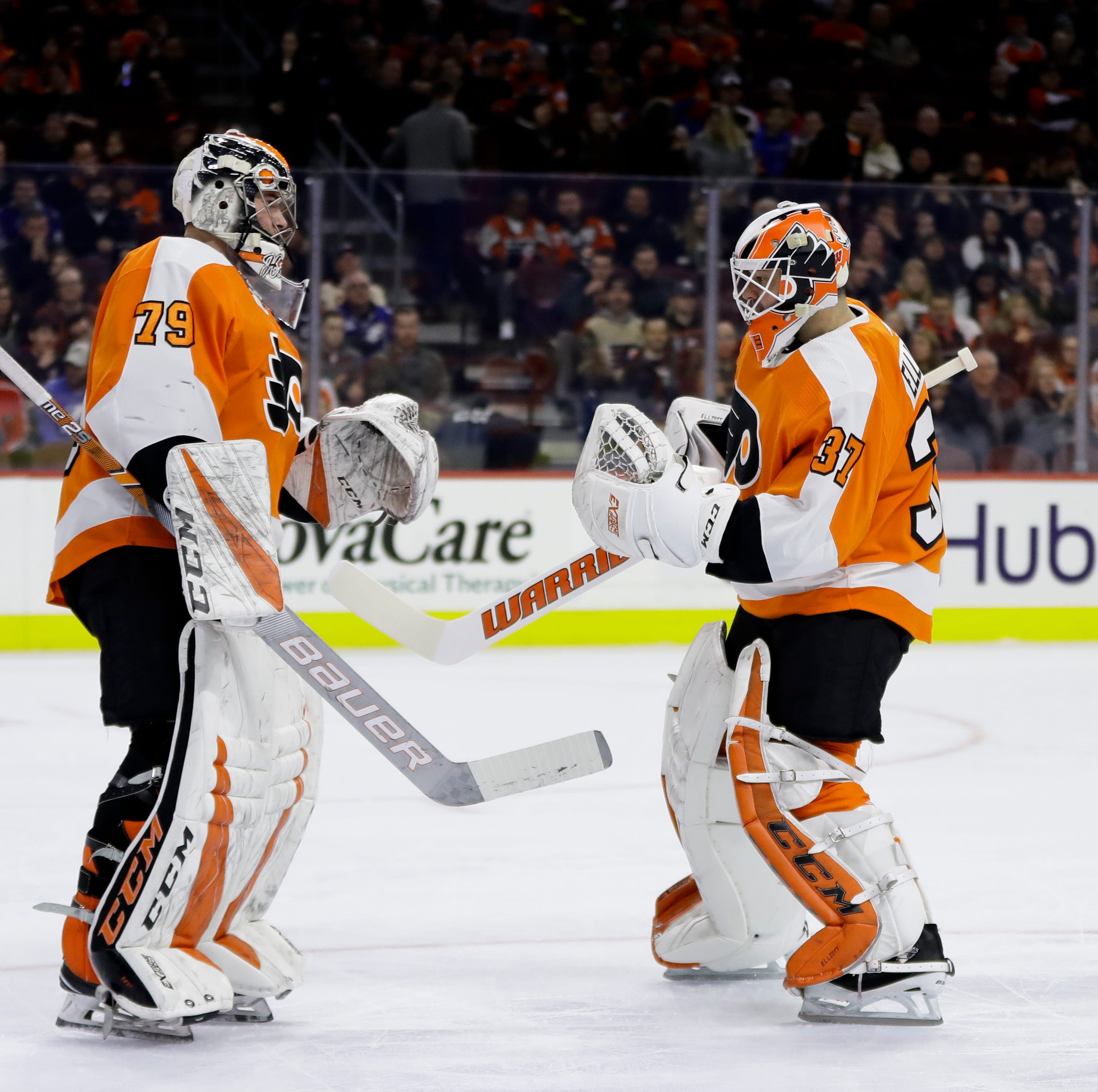 Flyers 5 takeaways: No comeback against Tampa this time