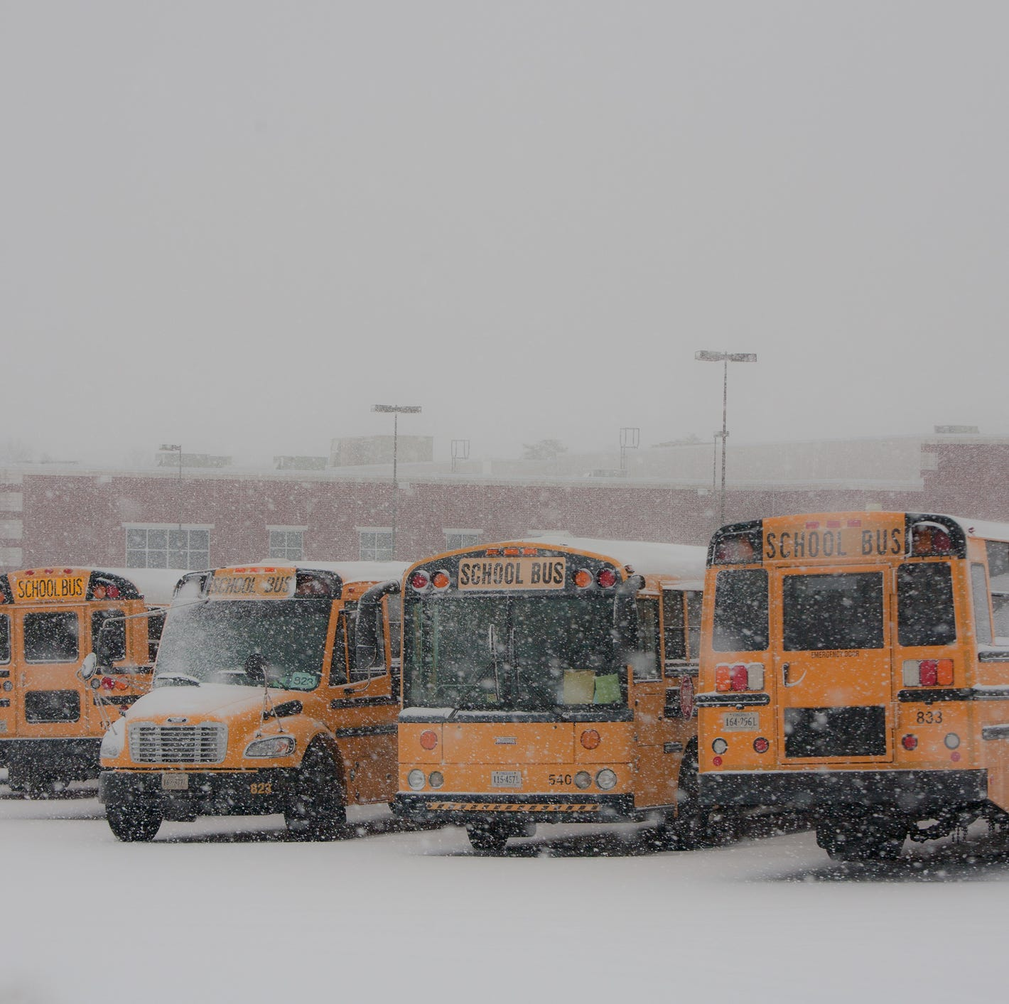 South Jersey schools close, let out early with 'intense snow,' sleet, freezing rain on the way