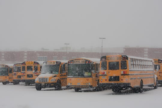 Most South Jersey schools either closed or will dismiss early