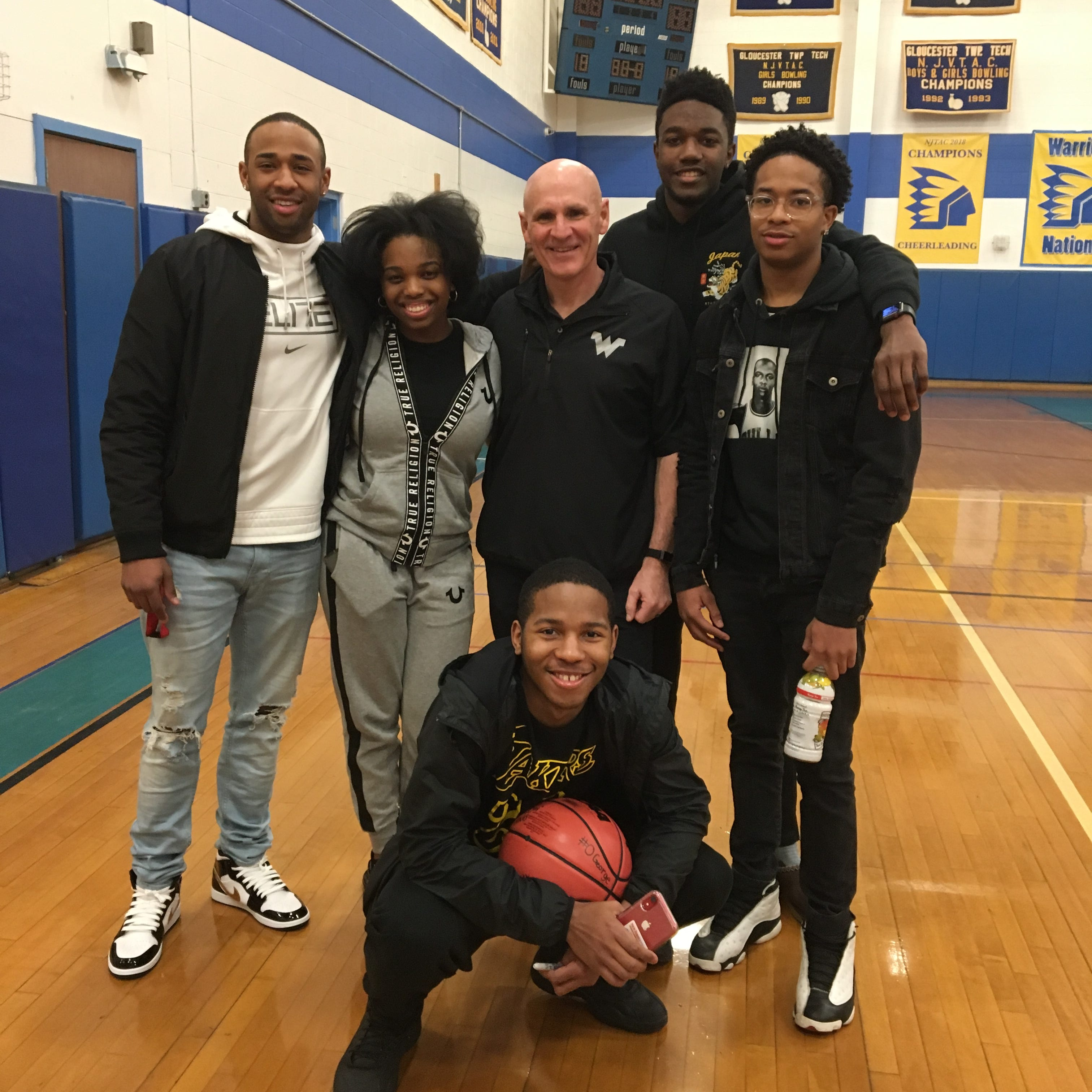 South Jersey basketball: Rob Sweeney retiring after 20 seasons with Camden Tech