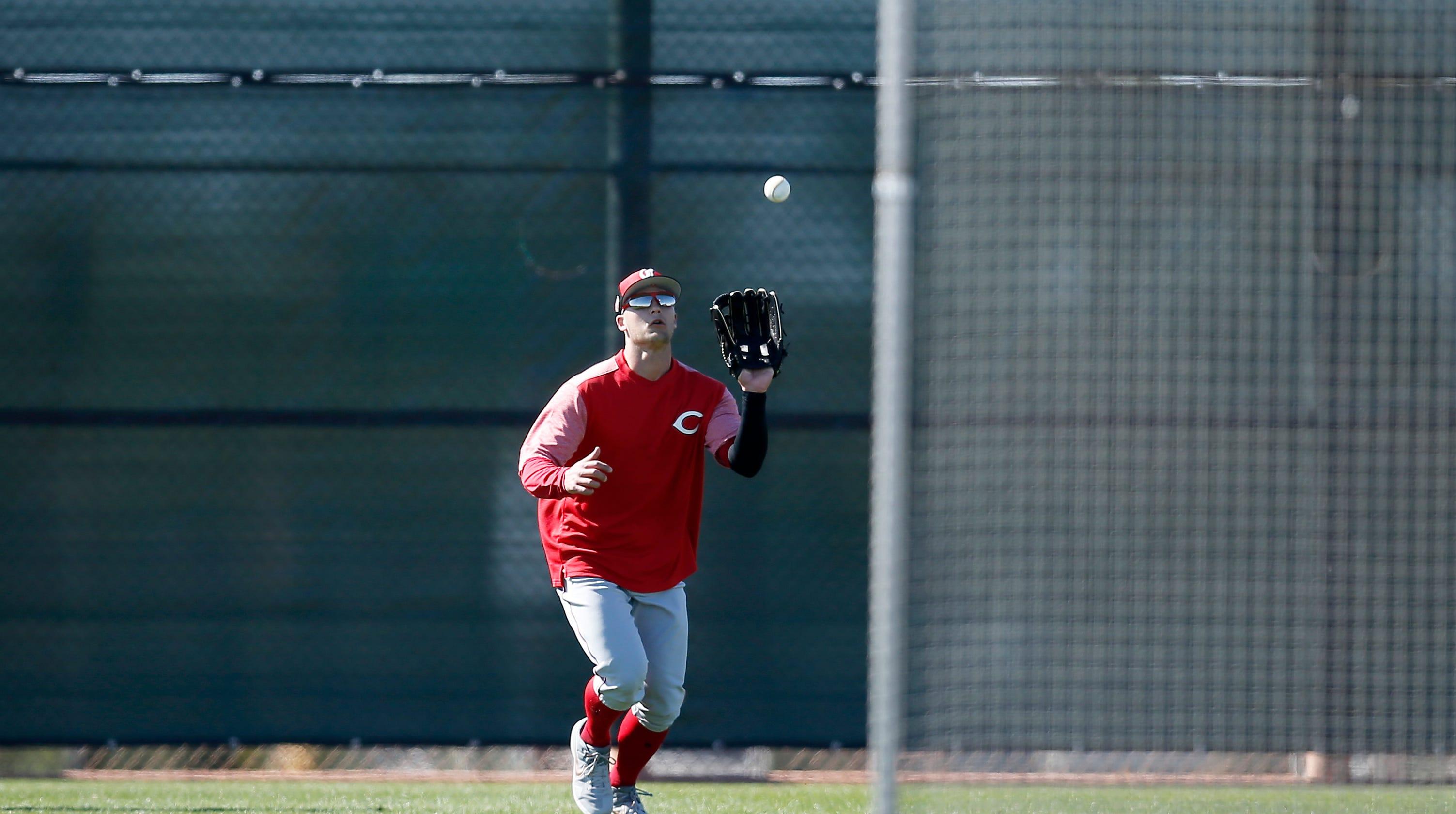 Cincinnati Reds cut 8 players, including Nick Senzel, from camp