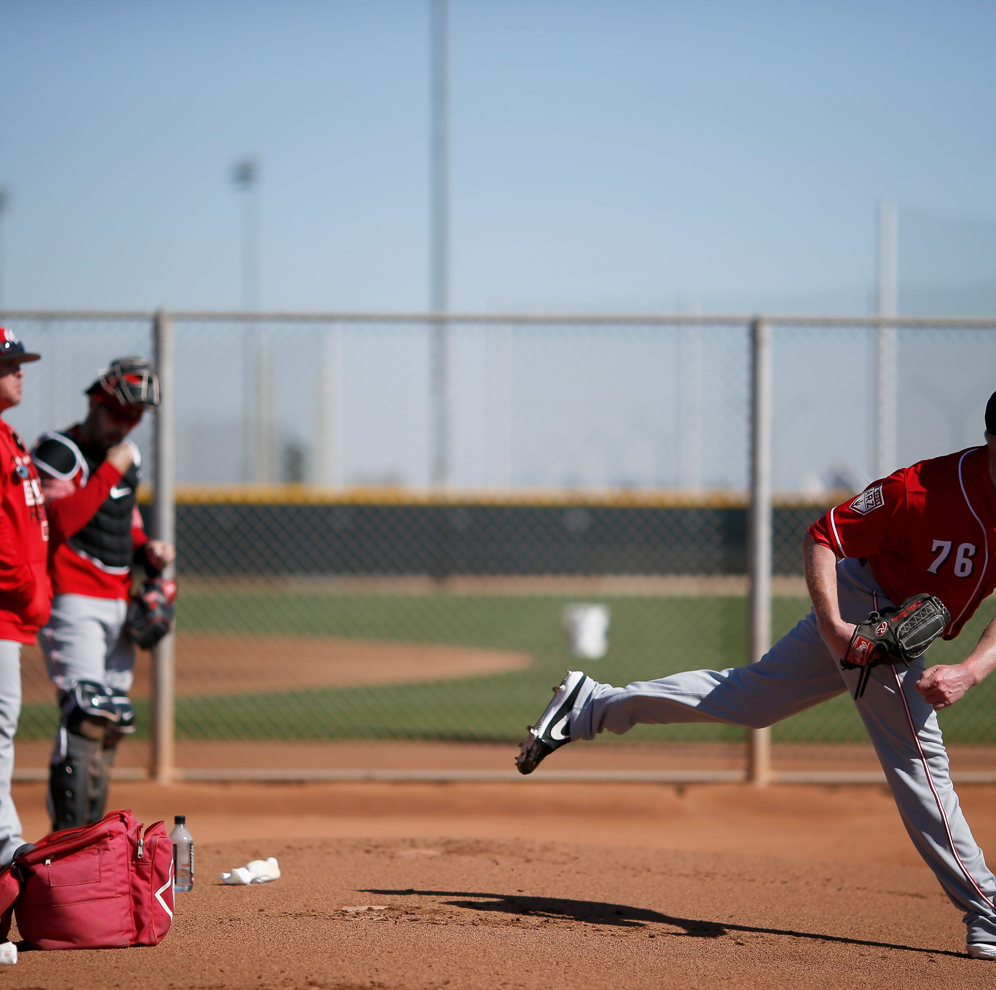 FOX Sports Ohio to broadcast all 162 Cincinnati Reds games, 10 from Spring Training