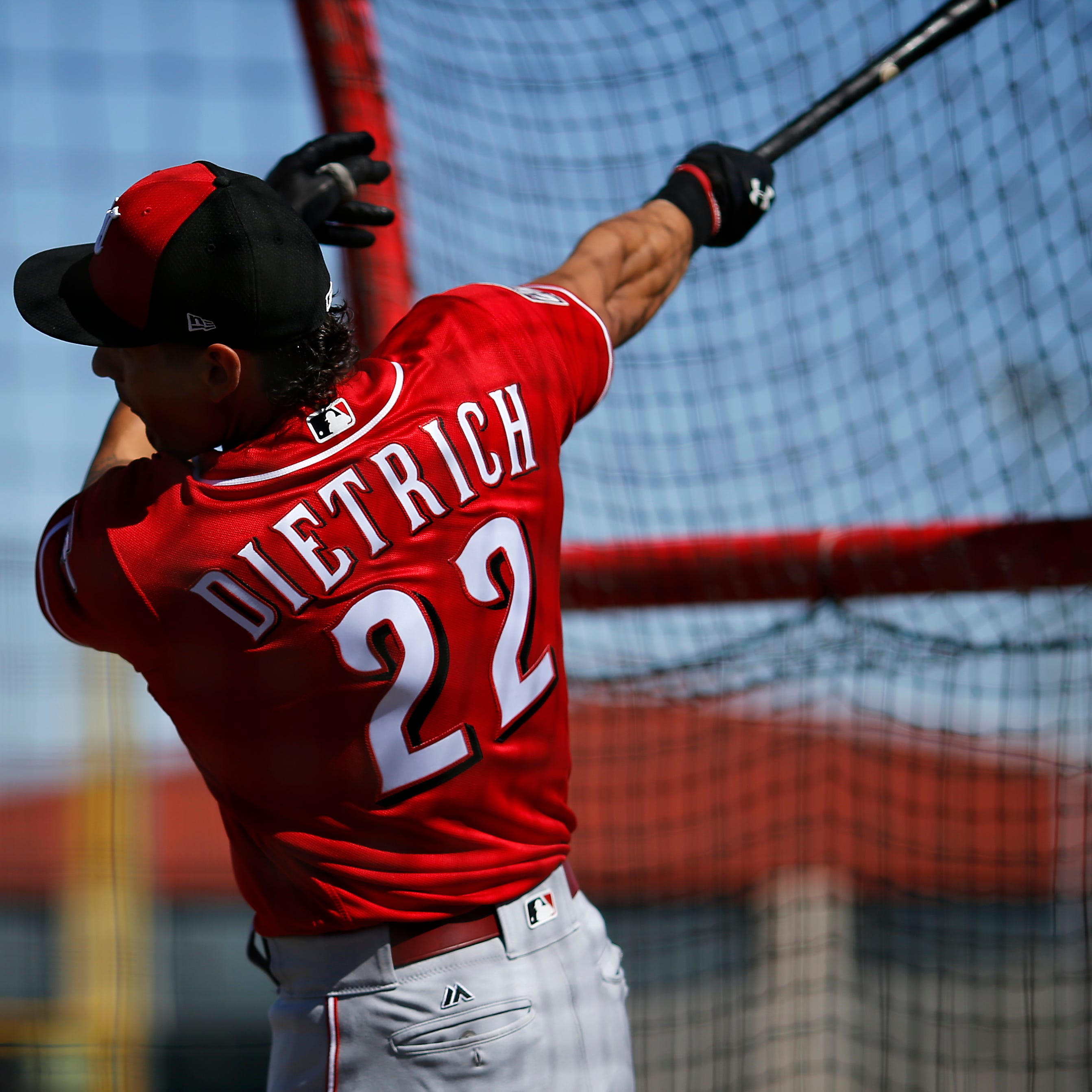 Nick Senzel, Derek Dietrich power Cincinnati Reds to spring win over Chicago White Sox