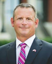 County Mayor Jim Durrett