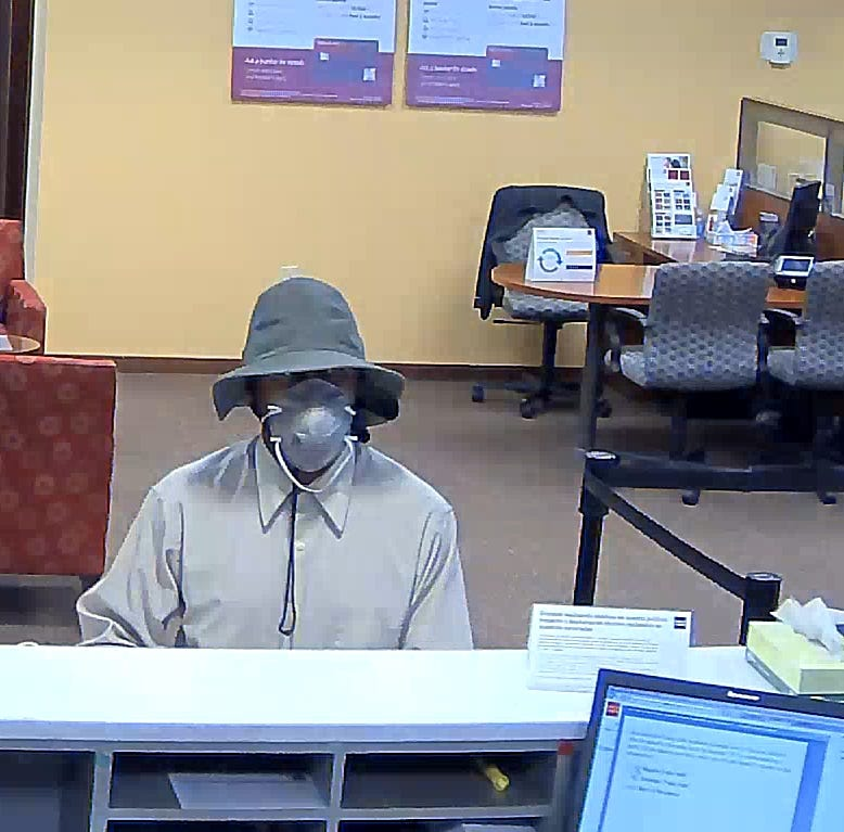 Newark man charged in South Plainfield bank robbery