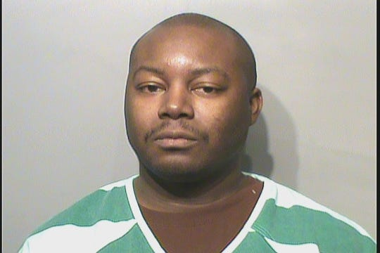 Deandre Grady, 30, shown in his Polk County Jail mugshot.