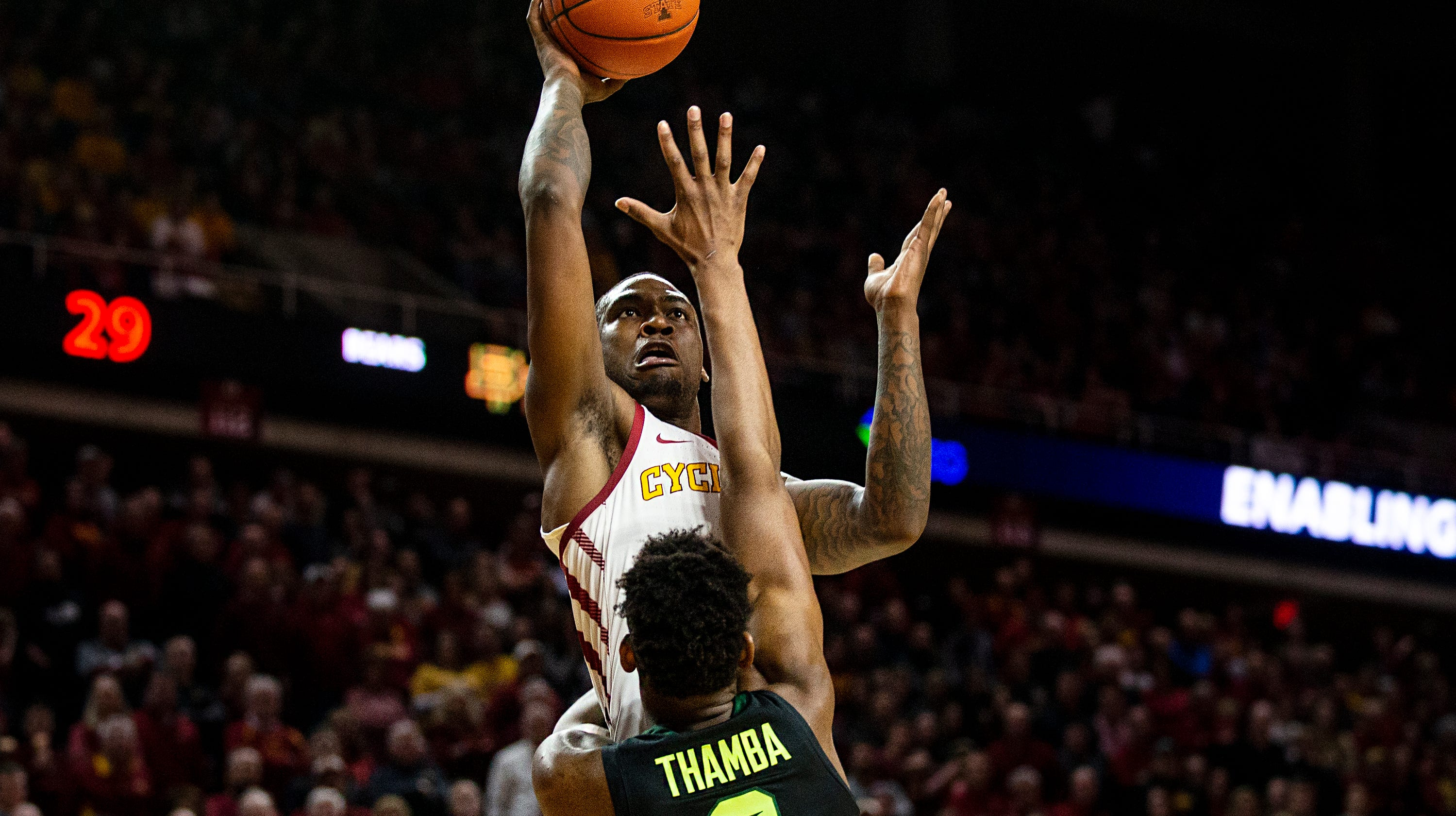 Peterson: Iowa State loses another game at Hilton Coliseum