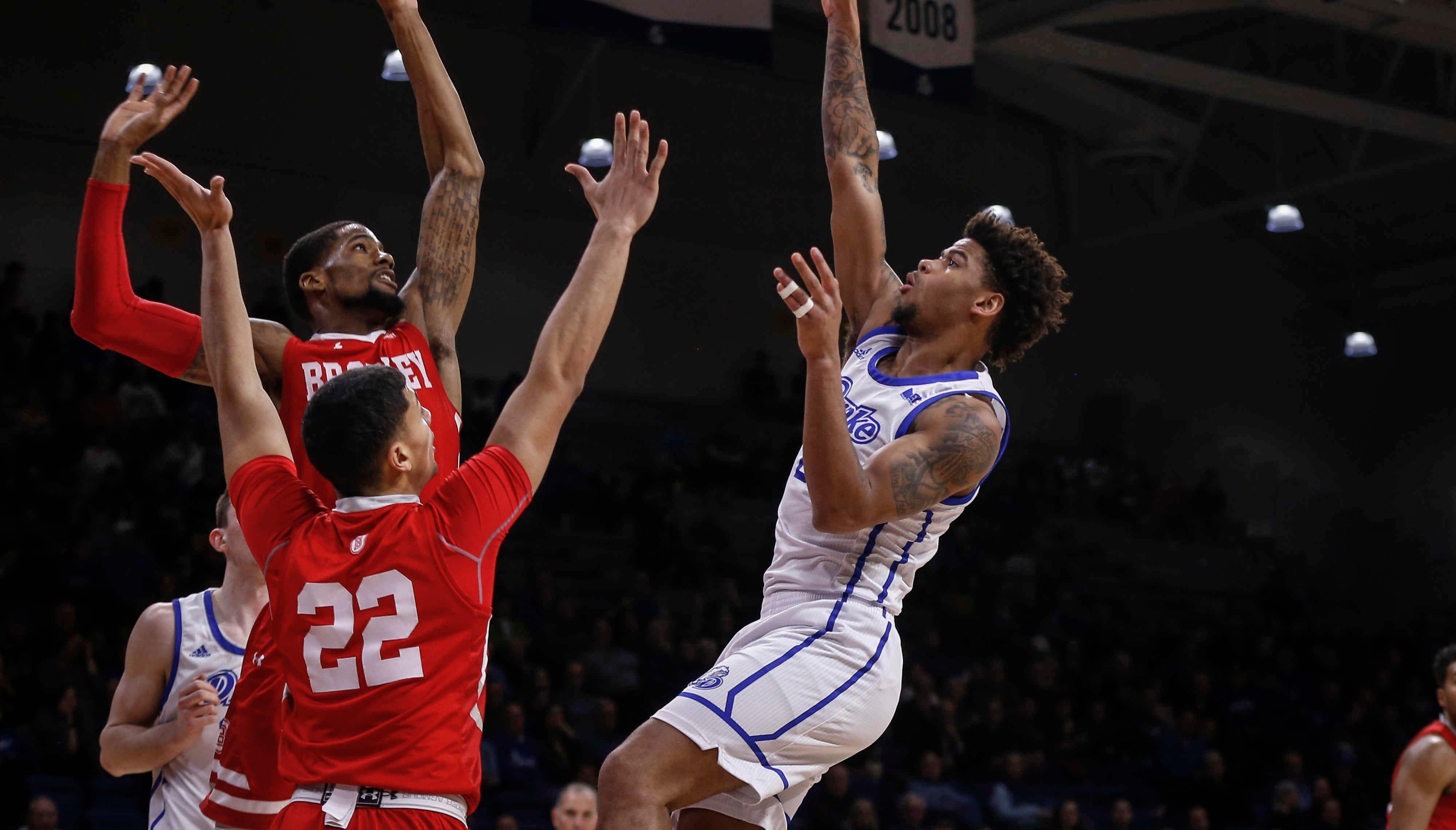 Drake mens basketball vs. Bradley