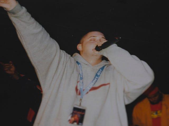 Eminem's 'Slim Shady LP' turns 20: An oral history of the album