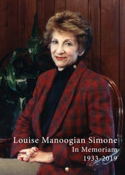 Louise Manoogian Simone