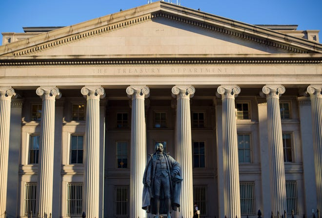 The national debt has passed a new milestone, topping $22 trillion for the first time.