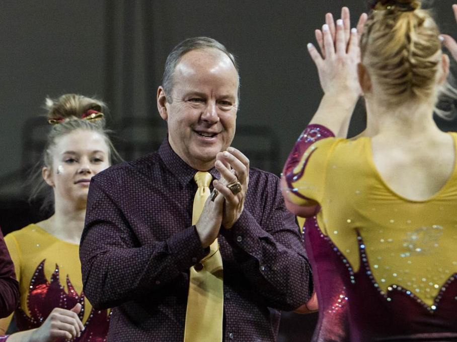 Central Michigan places gymnastics coach on paid leave amid investigation