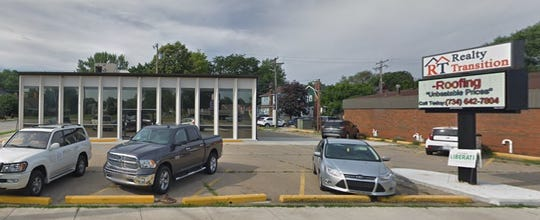FBI agents raided the offices of Realty Transition on Southfield Road on Tuesday as part of a corruption investigation involving Taylor City Hall.