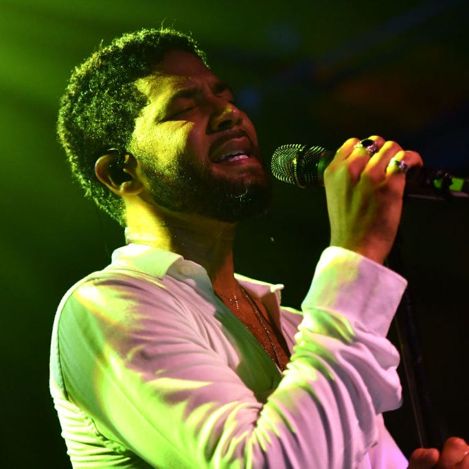 Police: Smollett suspected of lying about attack