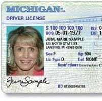 michigan drivers license address change