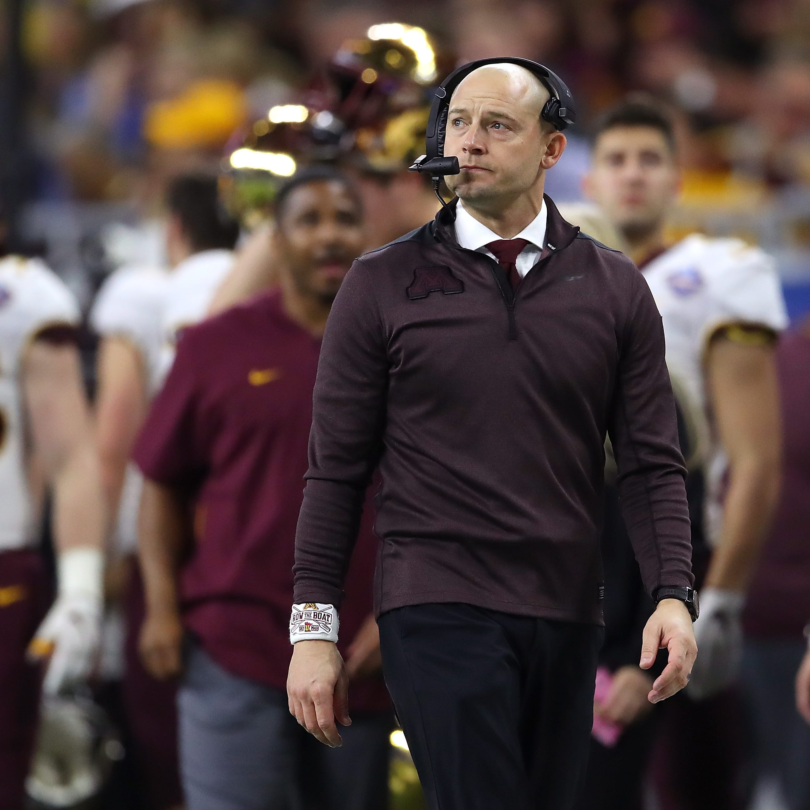 Ex-Minnesota coach Jerry Kill on P.J. Fleck: 'He's about himself'