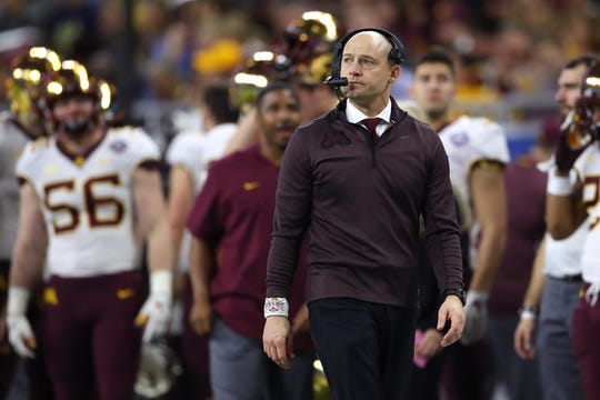 Former Minnesota Gophers Coach Jerry Kill On P J Fleck He S About