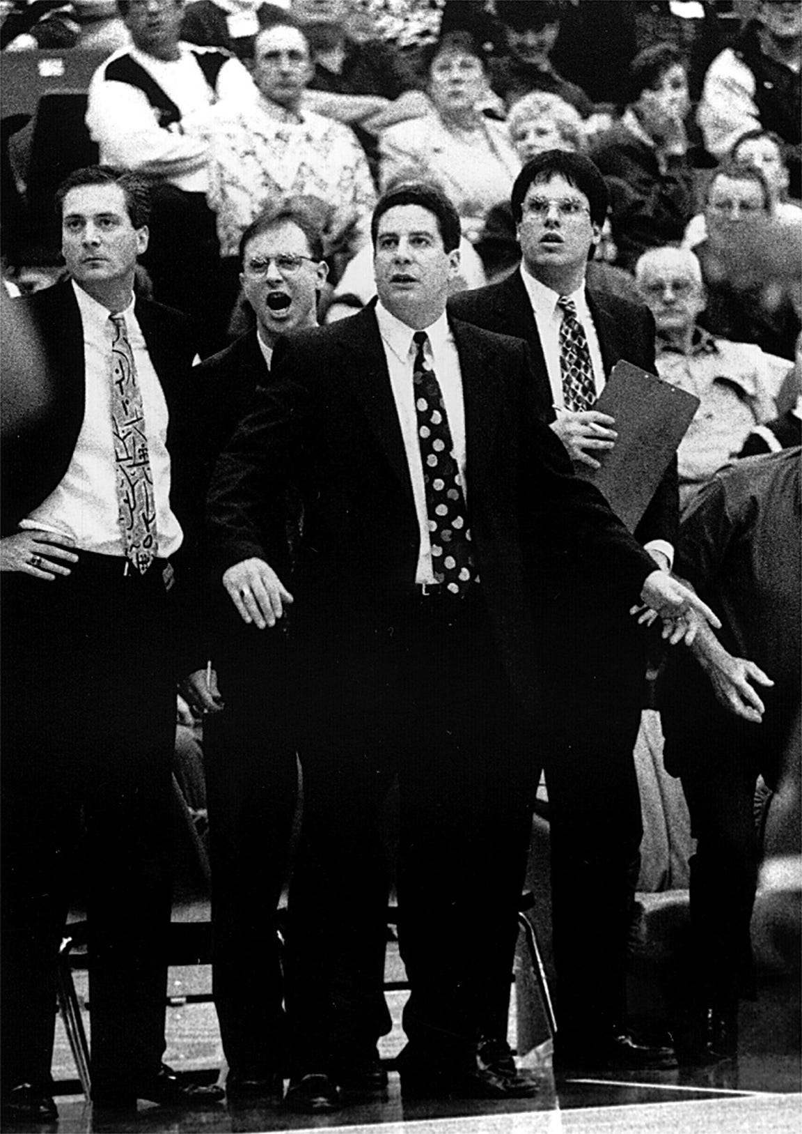 Bruce Pearl, now the coach at Auburn, coached USI to a national championship and a runner-up finish in the 1990s.
