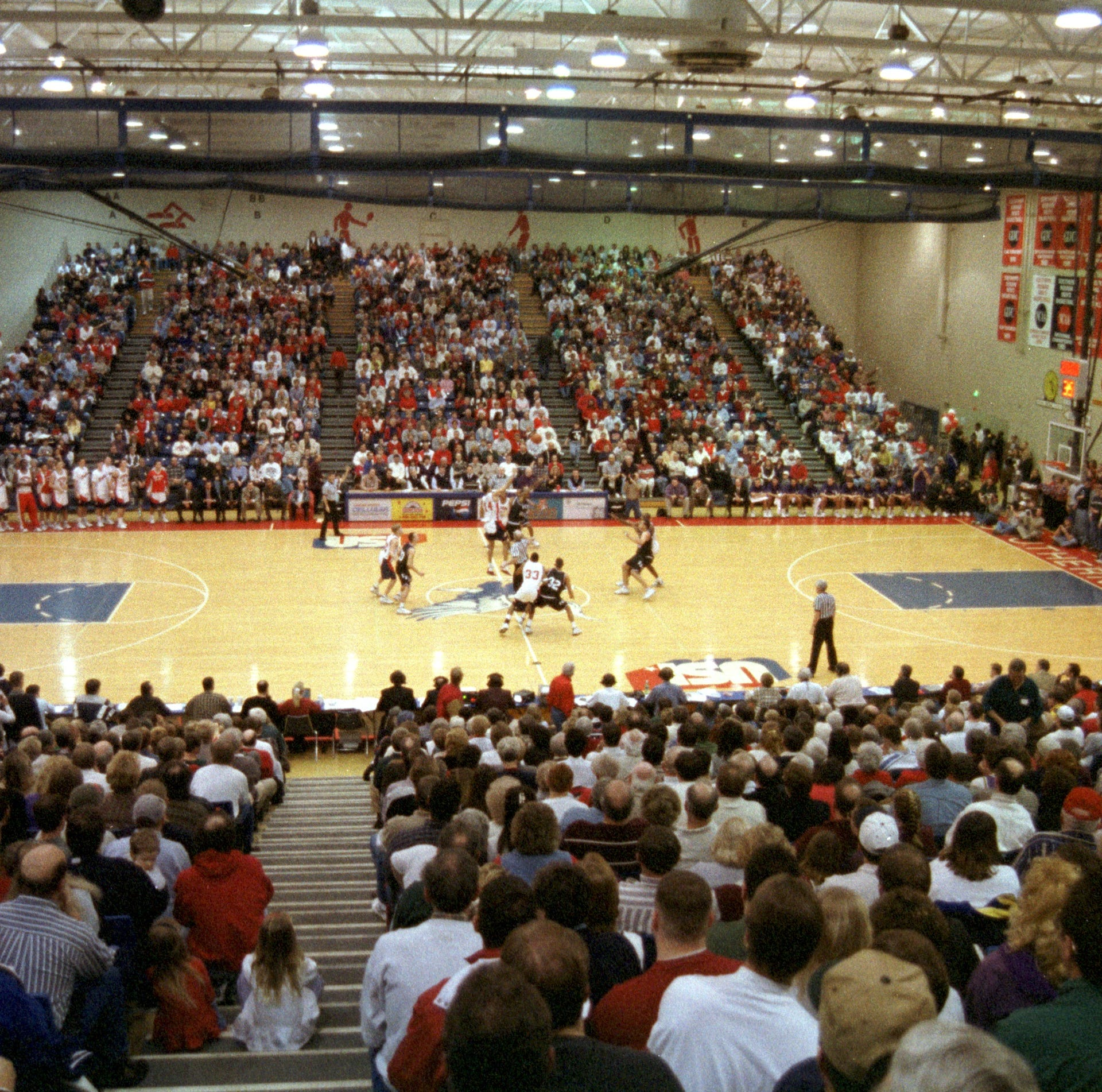 Farewell to USI's Physical Activities Center, home of the Screaming Eagles for 39 years