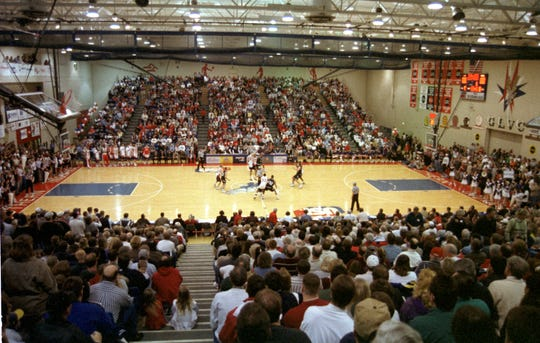 USI and Kentucky Wesleyan were two of the most powerful programs in the 1990s and early 2000s. The Physical Activities Center was always full when they played.