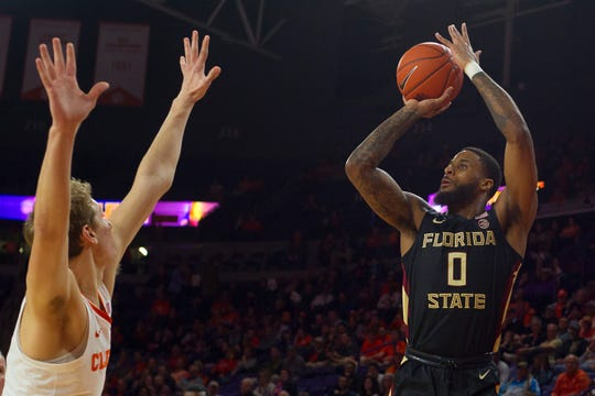 With an eight-game win streak, Florida State has dominated ACC competition while moving into fourth place in the conference standings.