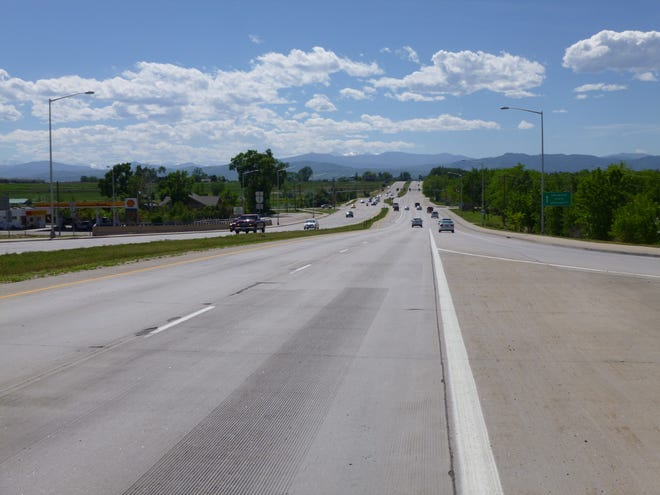 The Harmony Corridor from Interstate 25 is the subject of a city study to create a gateway into Fort Collins' busiest entry.