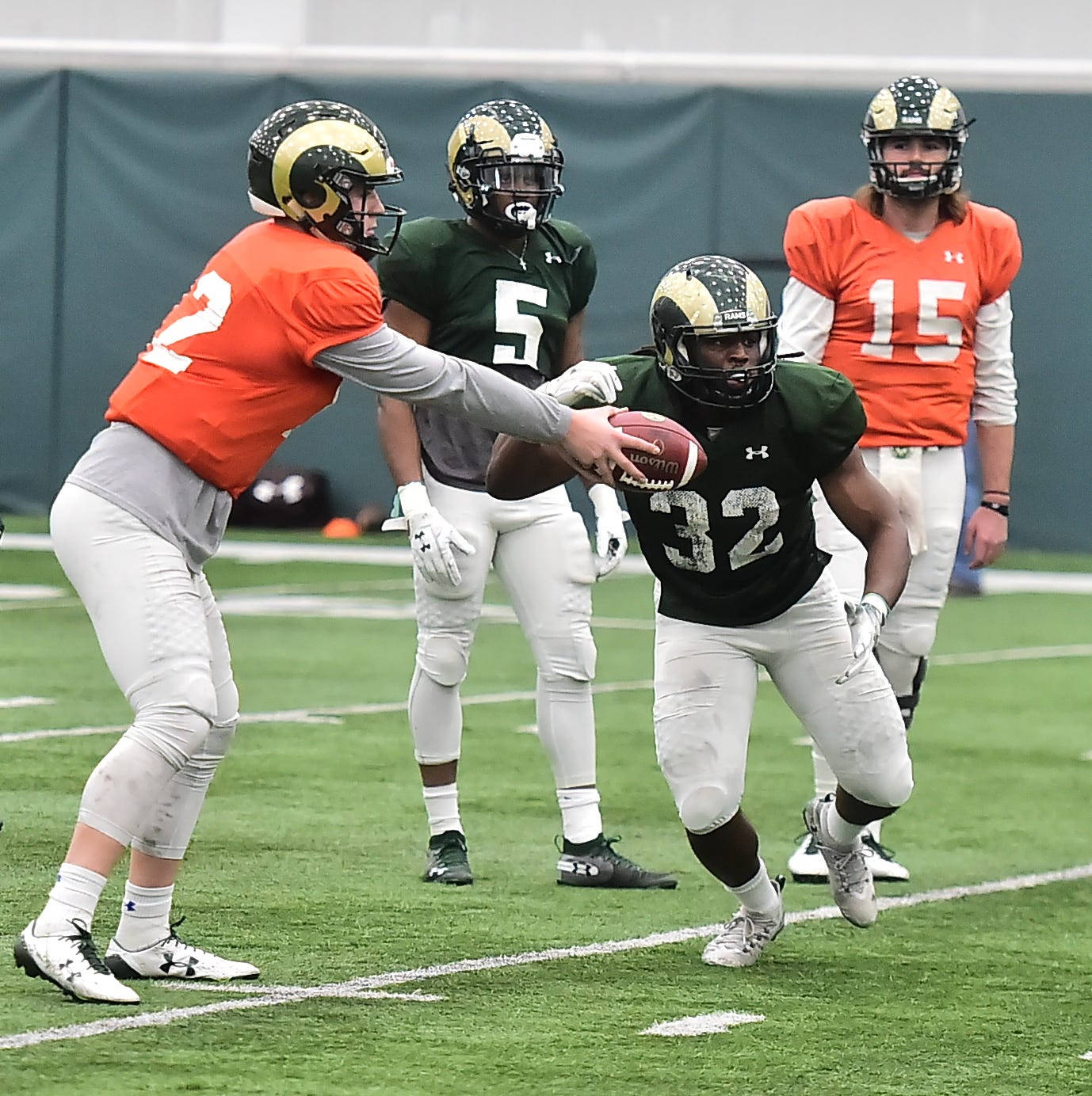 5 things to watch for during CSU football's final spring scrimmage