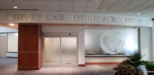 Lee Health's Shipley Cardiothoracic Center at HealthPark Medical Center.