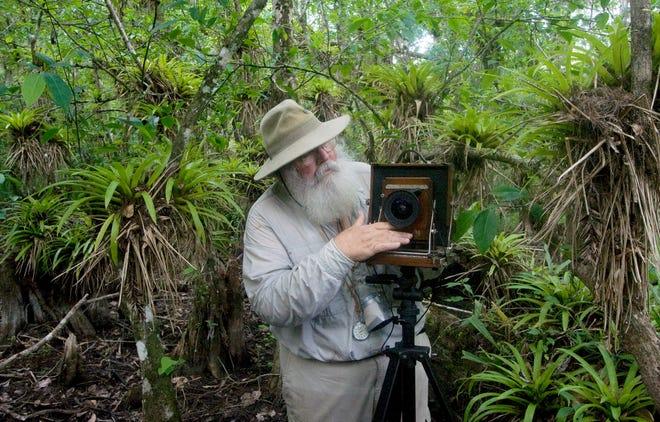 Landscape photographer Clyde Butcher
