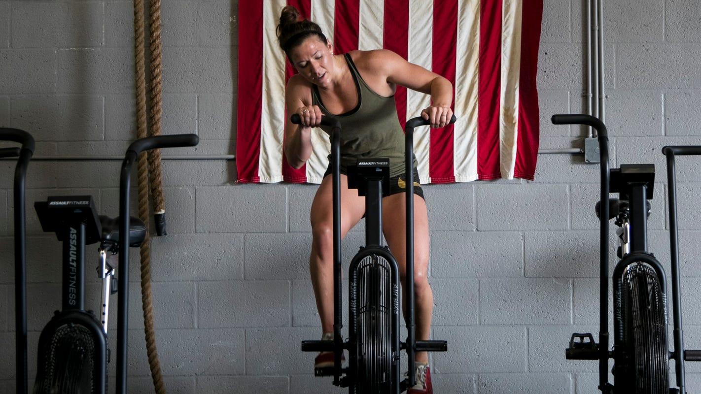 CrossFit online dating