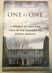"Author Nicholas Bush writes about how he became addicted to drugs growing up in Green Bay in his new book, ""One by One."""