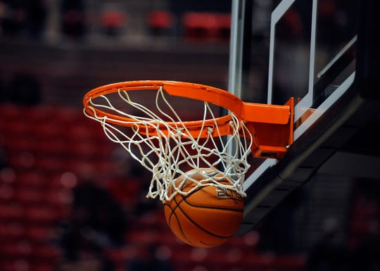 Area high school basketball schedule