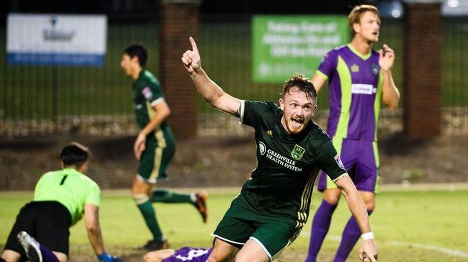Greenville FC will make Sirrine Stadium its home in 2019.